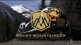 Rocky Mountaineer - Best Vacations.mov