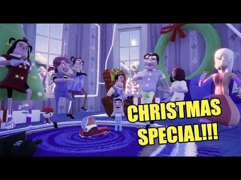 Hello Neighbor CHRISTMAS SPECIAL!!!
