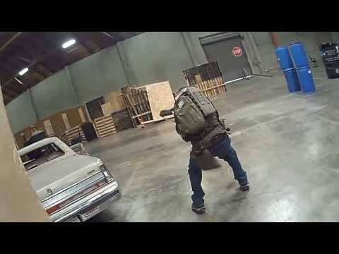 Rocket Launcher Vs. Armed Buggy CQB City