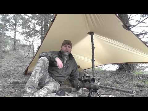 Long Range Review: Kifaru Sheep Tarp