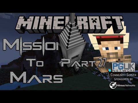 Mission To Mars | Minecraft - Shipbuilders | Part 27