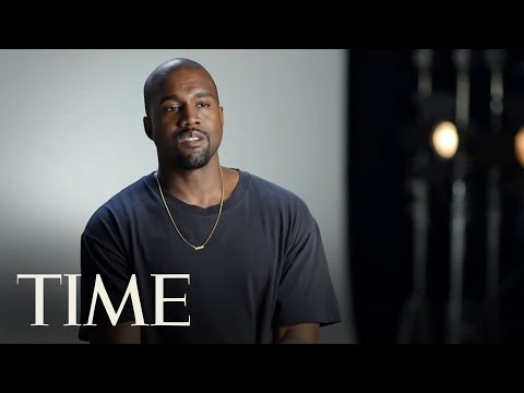 Kanye West on Why He's Not in a Competition With Anyone | TIME 100 | TIME