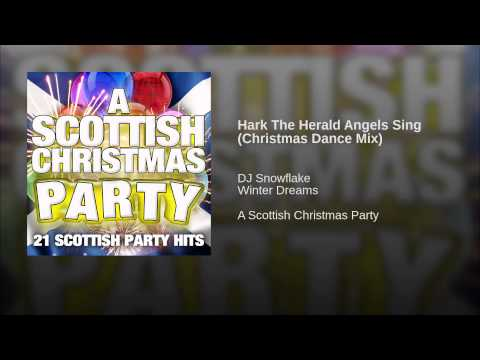 Hark The Herald Angels Sing (Christmas Dance Mix)