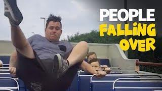 Hilarious People Falling Over Compilation | Best Slapstick Fails 😂