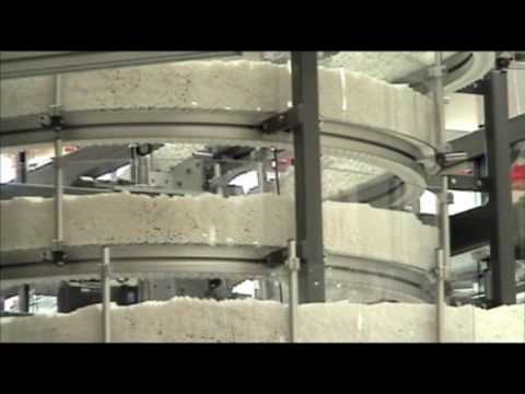 Cigarette Factory - Filter Making And Distribution System Processes