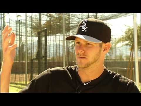 Fox 32's Lou Canellis talked with White Sox Pitcher Chris Sale on The Final Word 3-3-13