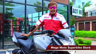 Yamaha FZ8N ร้าน Mega Moto