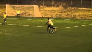 Highlights Bollstanäs - AFC Talent team (Boys 17 elite)