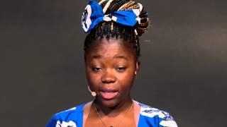 Des rues de Kinshasa aux tapis rouges des Oscars | Rachel Mwanza | TEDxParis