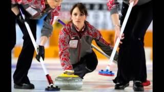 2014 Russian Women's Curling Team
