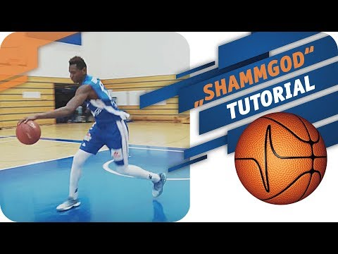 Kyrie Irving Move - Shammgod Tutorial feat. Isaac Bonga | easyCredit Basketball Bundesliga