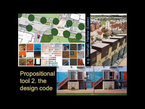 Centenary Lecture Series: 'The Design Dimension of Planning (20 years on)' with Matthew Carmona