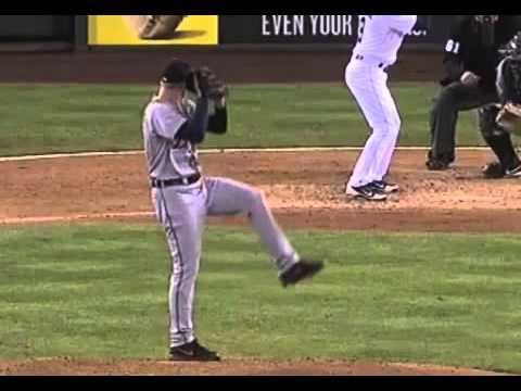 Max Scherzer pitching slow-motion