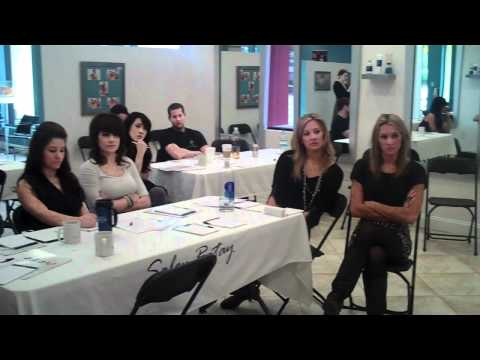 Beth Minardi and Sherry Ratay Color Lecture part 1