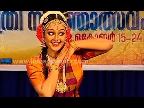 Manju Warrier Back to Stage after 14 Years