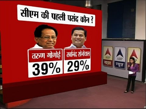 Assam Bengal Poll: Tarun Gogoi is the first choice as Assam CM