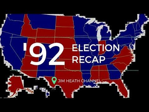 Election '92 Recap