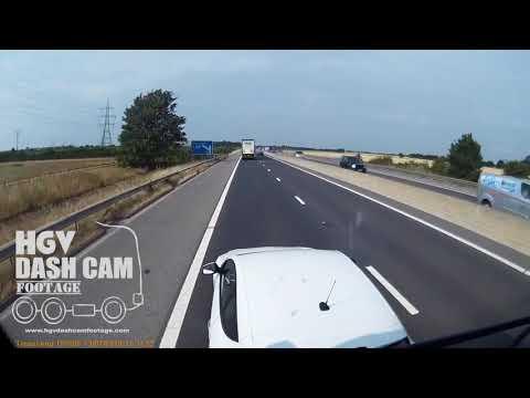 HGV Dash Cam Footage