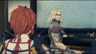 That mask... Lora x Jin . Lora became a Knight of Torna. Xenoblade 2: Torna The Golden Country
