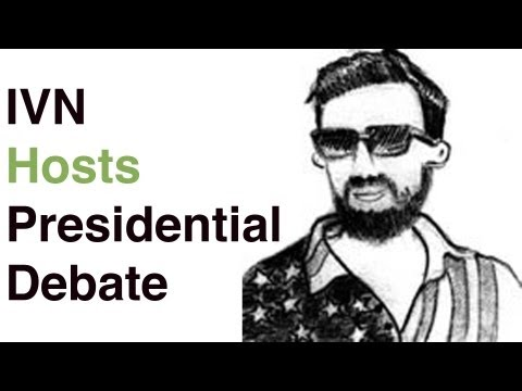 IVN Hosts Online Presidential Debate