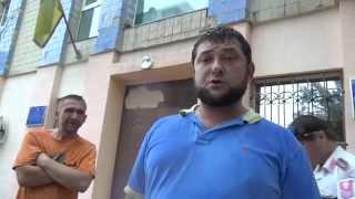 В Василькове горят шины в суде и прокуратуре.Третий Майдан начнётся с Василькова.