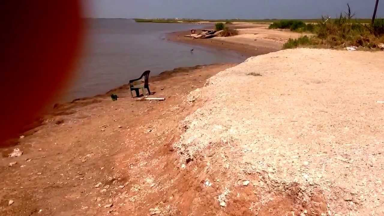 Fishing trip to intracoastal waterway in surfside texas for Surfside fishing report