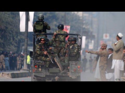 TALIBAN ATTACK SCHOOL KILLING 141, JET PACKS REAL