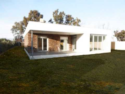 Casas de hormigon madrid