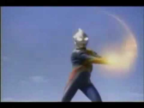 Ultraman Cosmos video