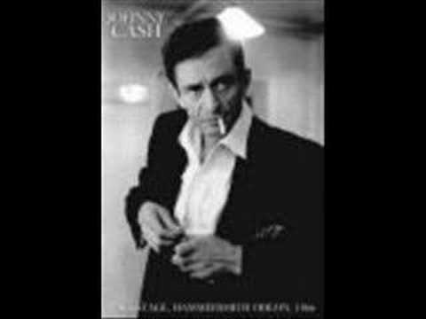 Johnny Cash - Dont Think Twice Its Alright