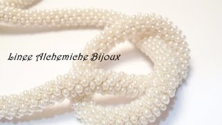 Tutorial Bead Crochet - Video tutorial perline