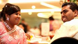 malaysia indian wedding video by Team aarics video-Thevin & Mal Dinner