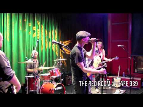 Kasey Anderson and the Honkies with Brad Whitford of Aerosmith at The Red Room @ Cafe 939