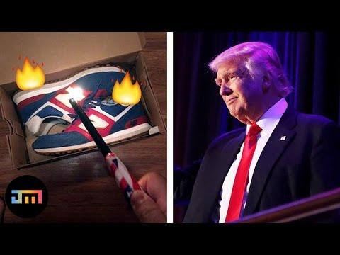 10 Dziwnych Reakcji Na Wygraną Donalda Trumpa