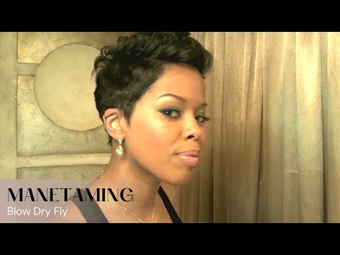 Mane Taming with Malinda Williams Episode 1