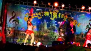 5 song by khung khuy - khmer surin 2015 - angkor chum district