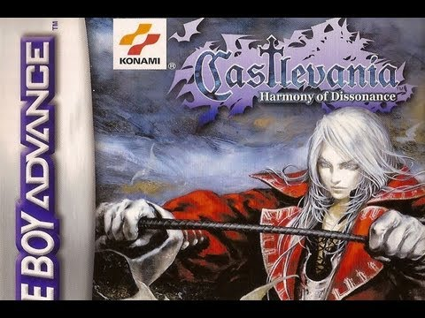 CGRundertow CASTLEVANIA: HARMONY OF DISSONANCE for Game Boy Advance Video Game Review