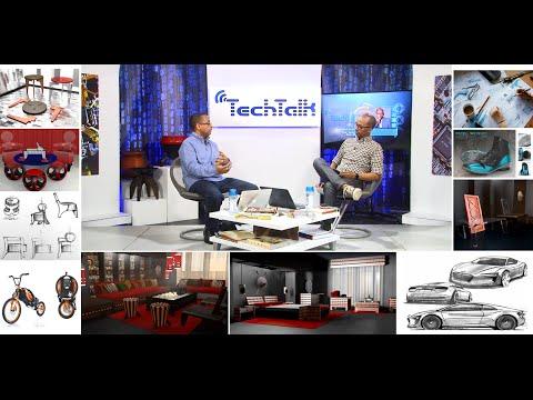 S7 Ep.9 Pt.1 - Design & Technology With Industrial Designer Jomo Tariku - TechTalk With Solomon