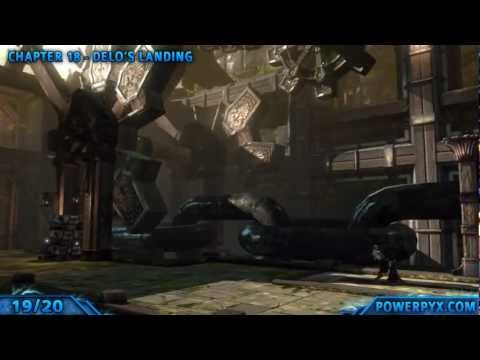 God of War Ascension - All Gorgon Eye Locations (The Eyes have It Trophy Guide)