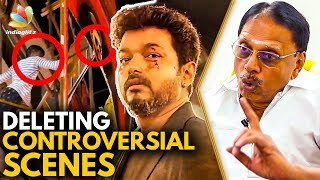 Scenes from Vijay's SARKAR to be removed : Tirupur Subramaniam Interview | ADMK Protest