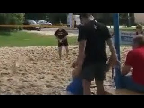 Surprise Blowjob At The Beach! *300th Video Special* video