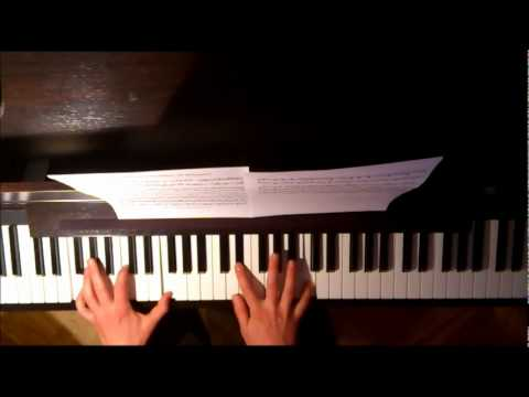 Yume日和 (Yume Biyori) Piano cover - Doraemon movie + PIANO SHEETS