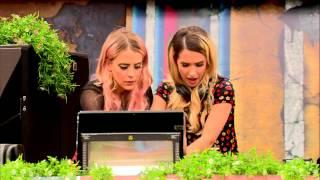 Tomorrowland 2012 - Rebecca & Fiona