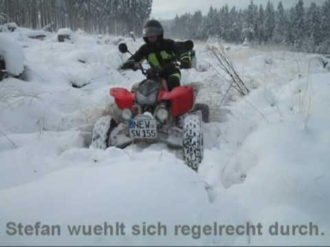 Quad-ATV-und-mehr - Winter-Challenge-1 am 28.11.2010