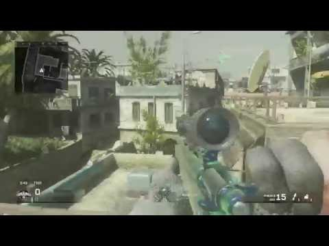 "Modern Warfare Remastered Glitches Crash ""Strafe Jump"" Ontop Building Spots 'COD 4 Remastered'"