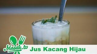 Jus Kacang Hijau | Minuman #056
