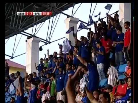 Dempo SC vs Bengaluru FC Match Highlights - April 21, 2014 (2-4)