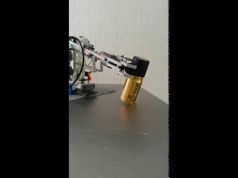 Brazo robot lego nxt,  tepic nayarit arm gripper