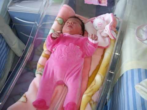 montage naissance melvina