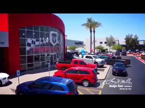 larry h miller dodge ram avondale 100 year event youtube. Cars Review. Best American Auto & Cars Review